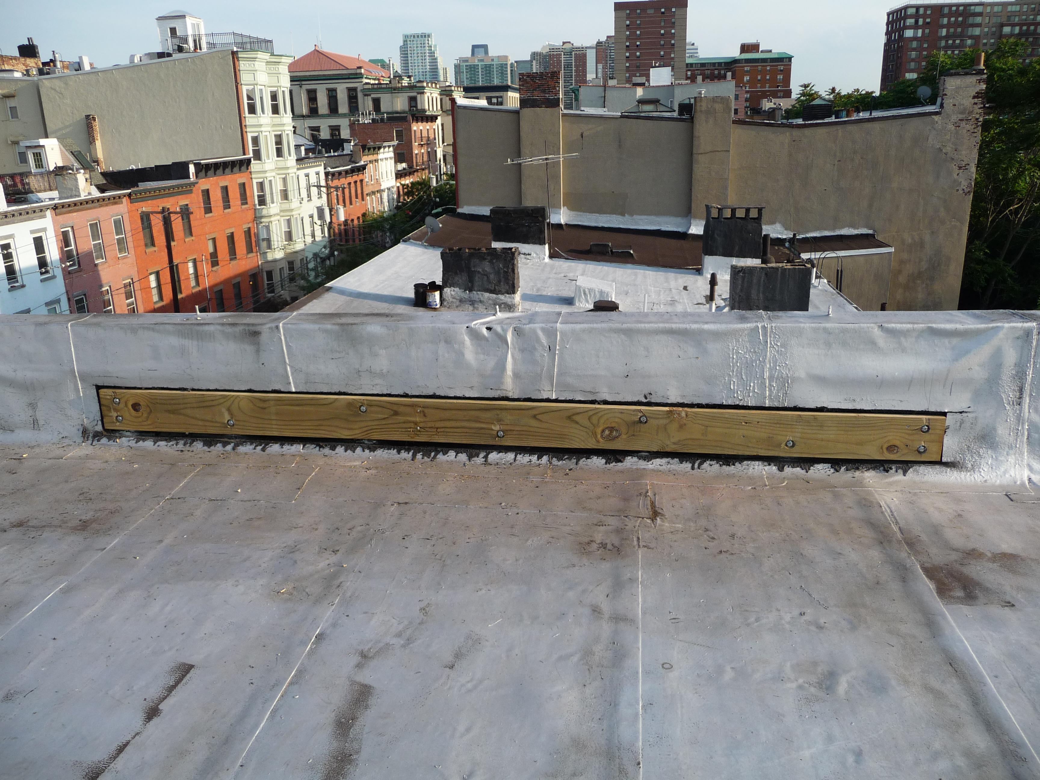 151 2nd Street Solar Installation